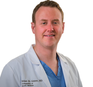 Brian Michael Grawe, MD Board Certified Orthopaedic Surgeon